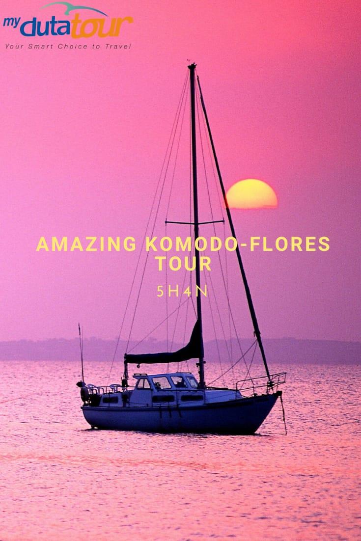 Amazing Komodo - Flores 5D4N