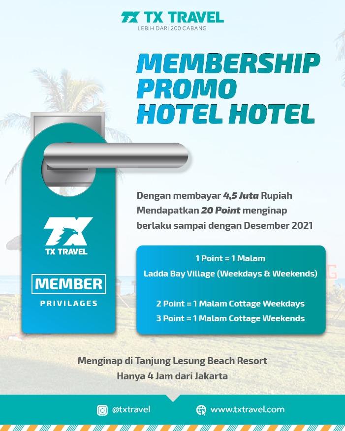 MEMBERSHIP PROMO HOTEL HOTEL