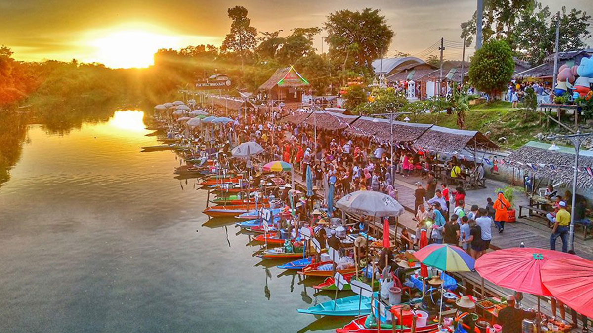 TOUR 3 NEGARA - 6D SINGAPORE MALAYSIA SOUTH THAILAND POPULAR (WITHOUT AIR TICKET)